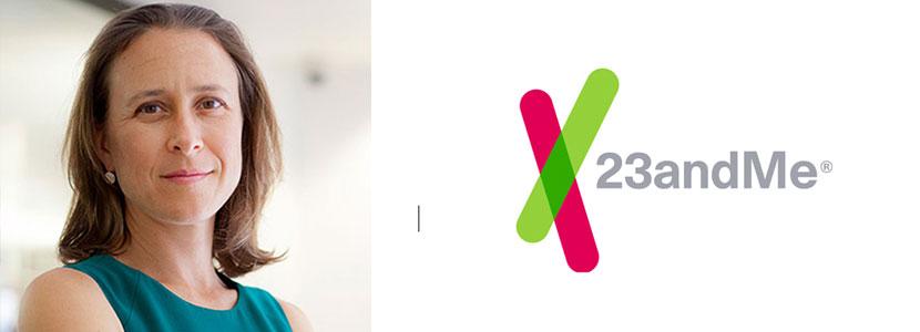 Anne Wojcicki: Co-Founder & CEO of 23andMe