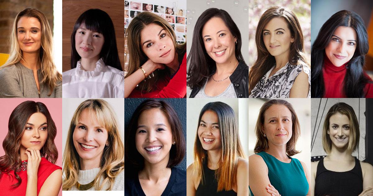 世界で活躍する女性起業家たちと、取り巻く環境への課題