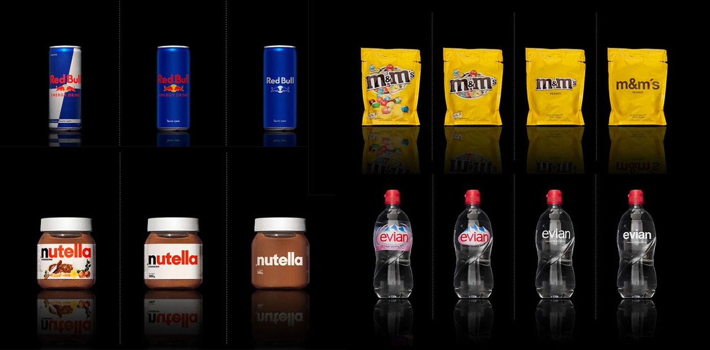 透明性を高めたパッケージデザイン例 by Antrepo