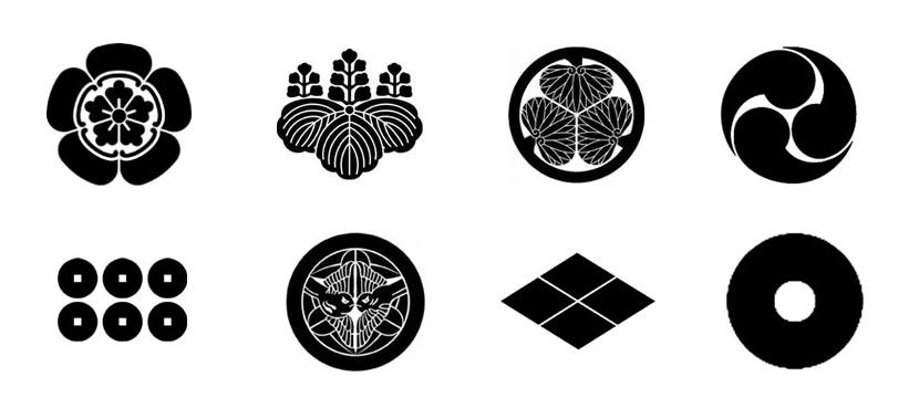 世界のブランドにも影響を与えた日本の家紋