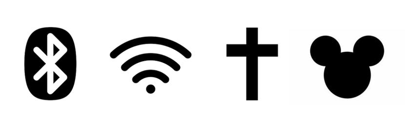 ユニバーサルなシンボル例