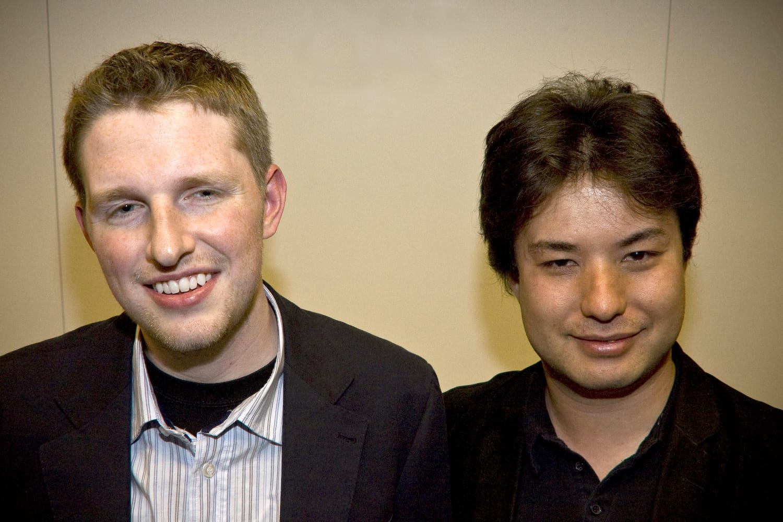 Matt Mullenweg & btrax CEO Brandon Hill
